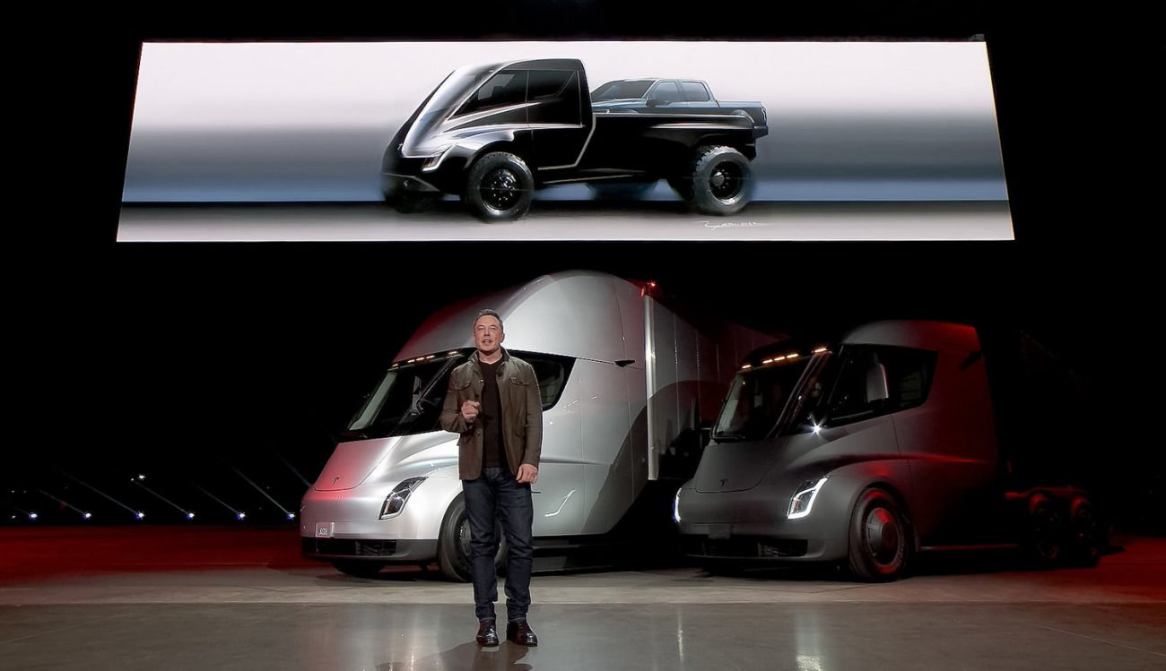 Elon Musk wants to produce a cyberpunk-pickup Tesla and it will not stop