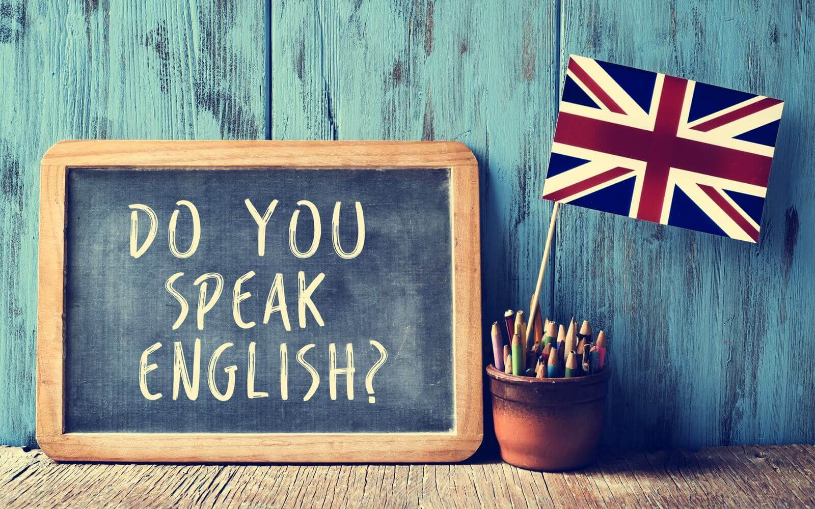 How to start teaching English without tutor