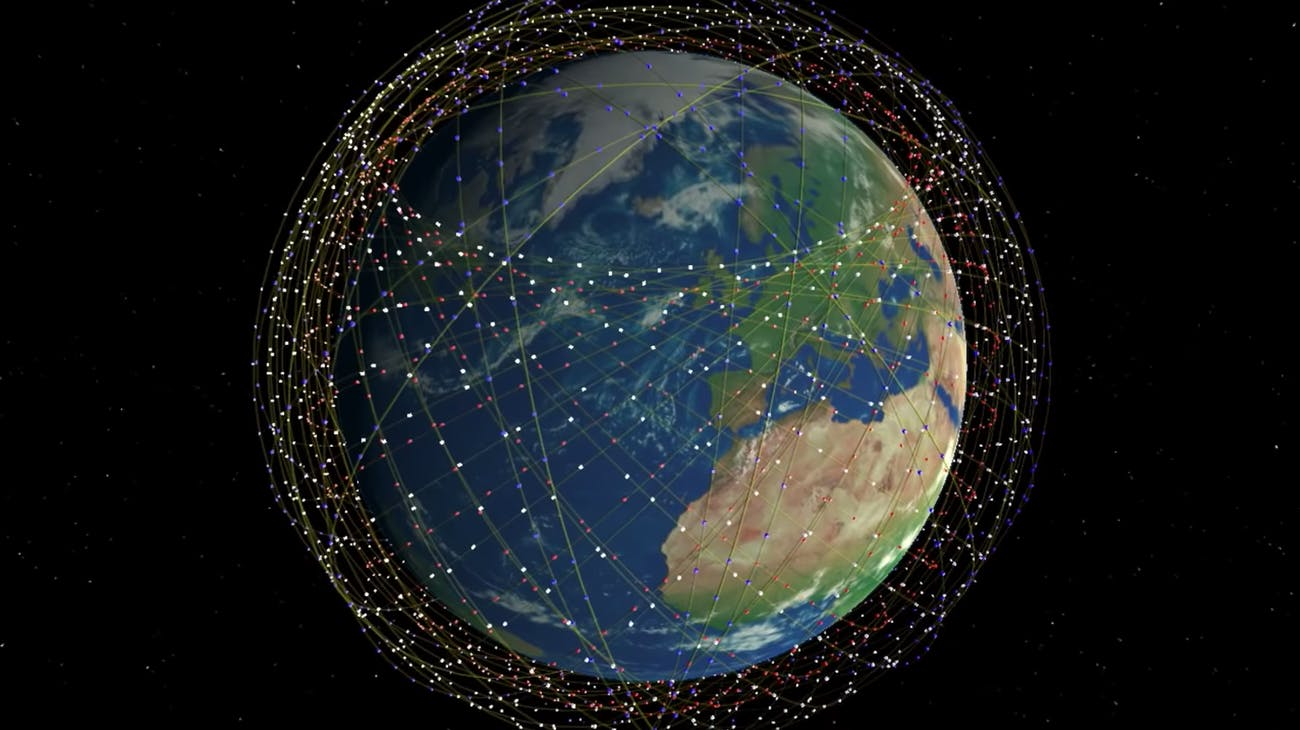 Le projet de Starlink: comment va fonctionner l'internet par satellite SpaceX?