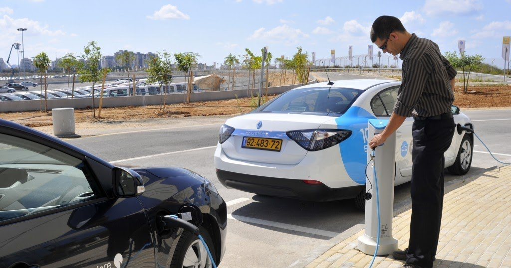 Israel will completely abandon petrol and diesel vehicles by 2030
