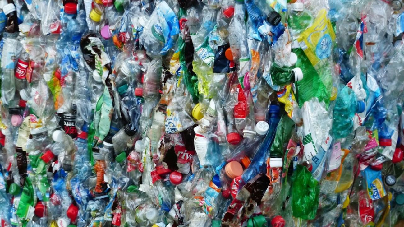 Found a way of recycling plastic waste into a universal material
