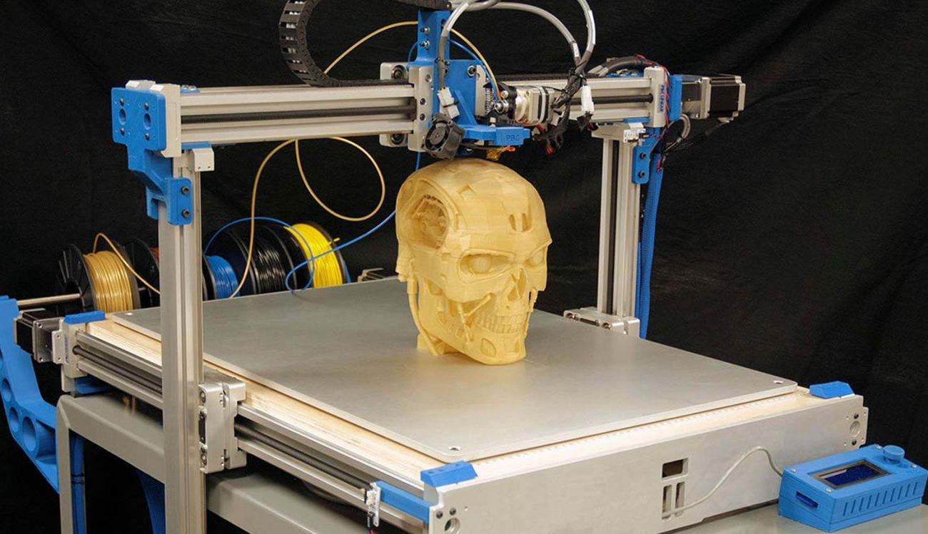 3D printers released into the air hazardous substances