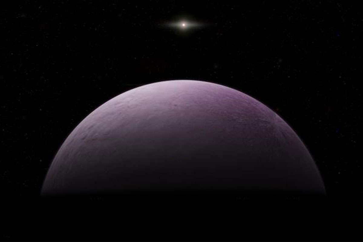 Astronomers have discovered in the Solar system, another dwarf planet. Special