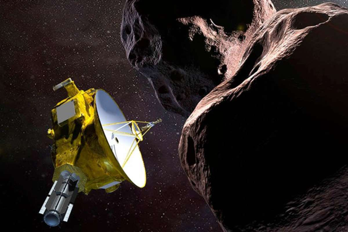 On the first day of the new year, the NASA probe will visit one of the most remote Solar system objects