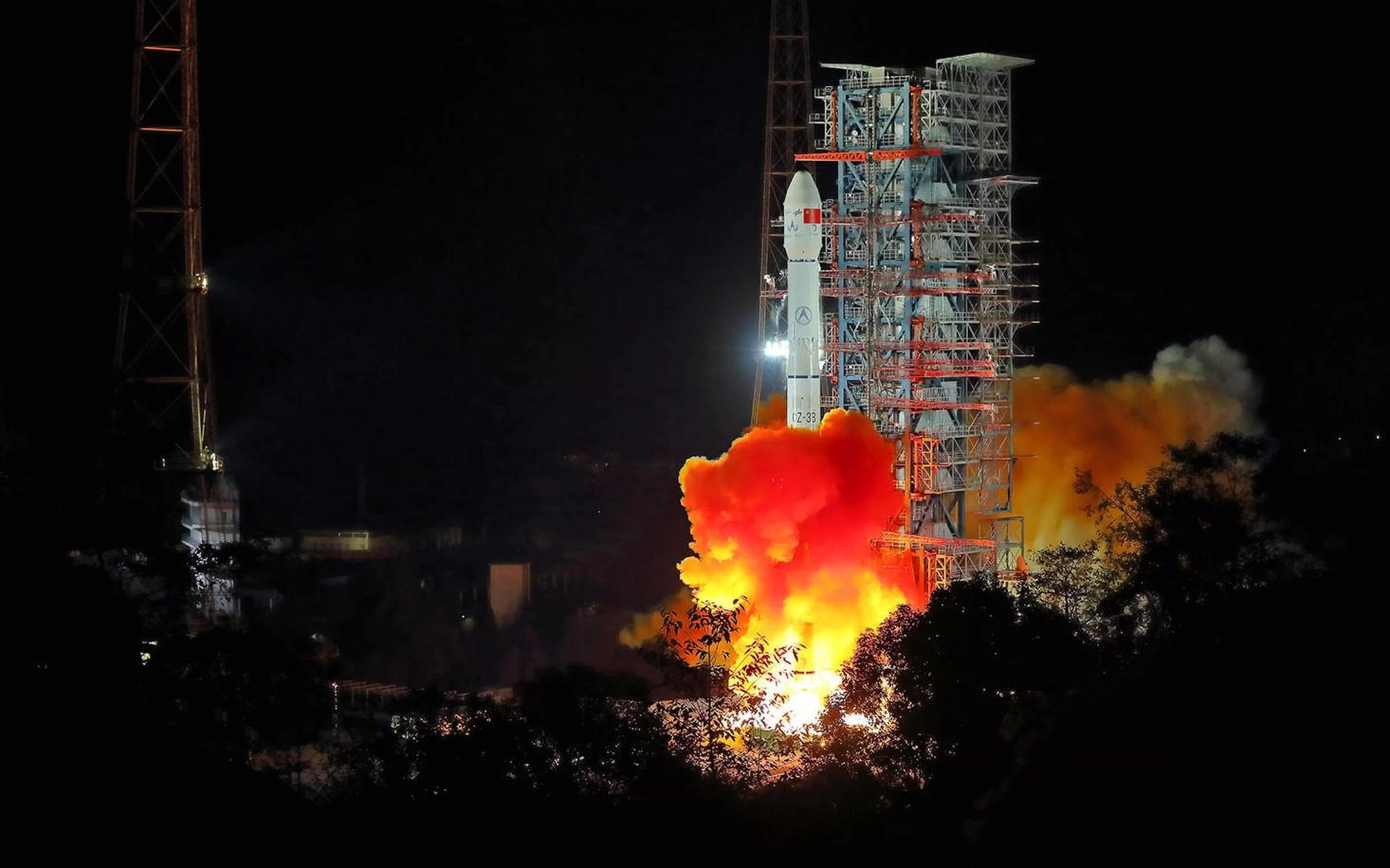 China sent a lunar Rover on the dark side of the moon