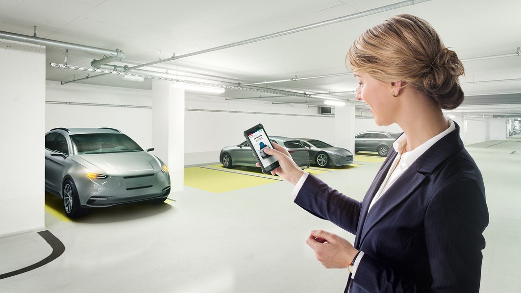 Bosch offers to get rid of car keys and replace them with a smartphone