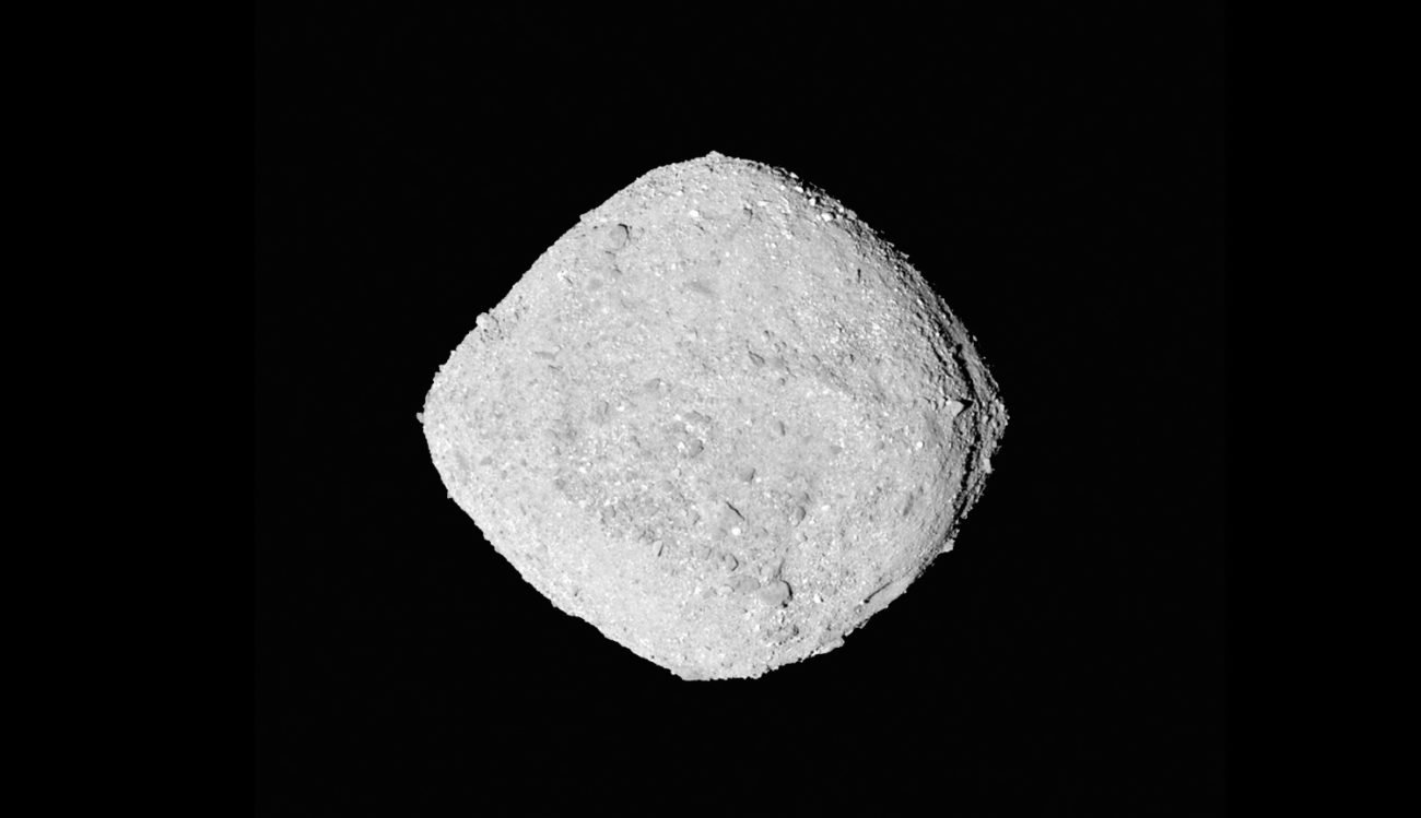 Probe OSIRIS-Rex has sent a signal about presence of water on asteroid Bennu