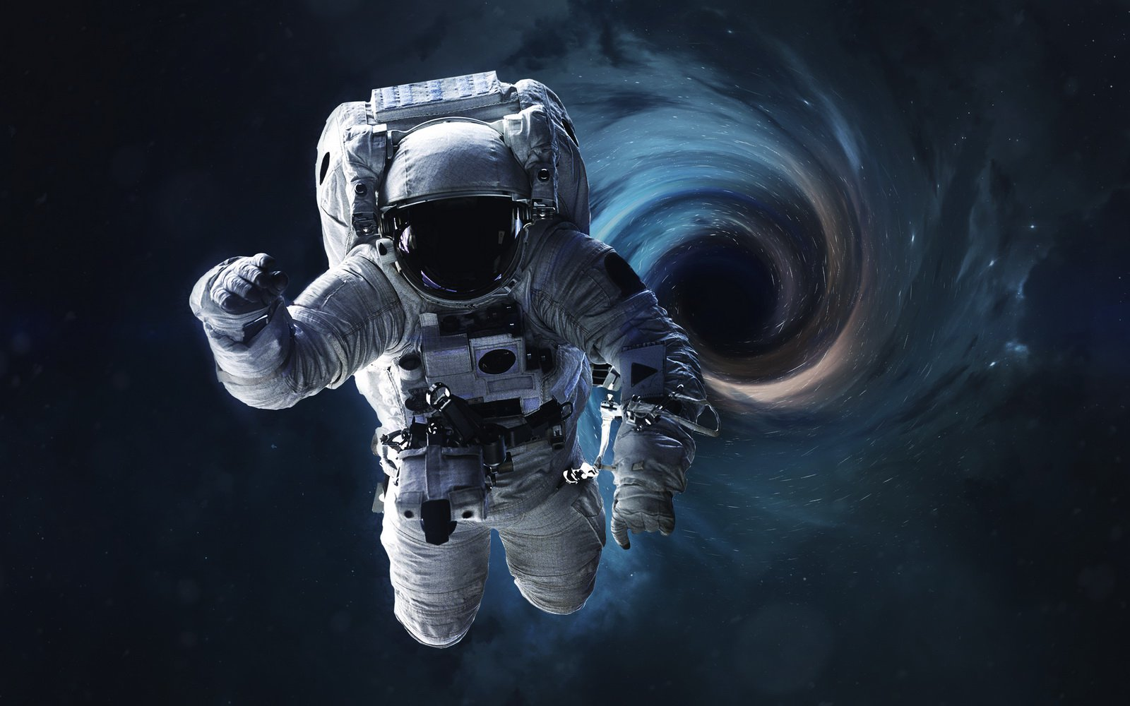 Scientists: Use black holes for space travel, but only with caution