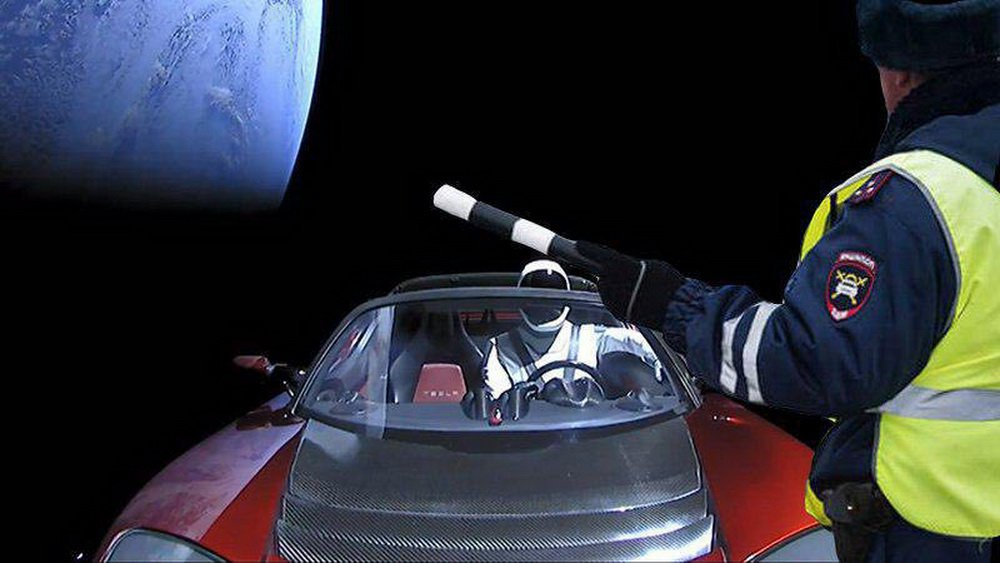 A year ago Elon Musk sent into space vehicle. What's wrong with him now?