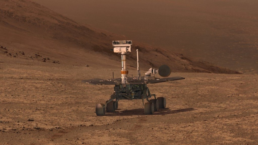 What will become of the lost Mars Rover