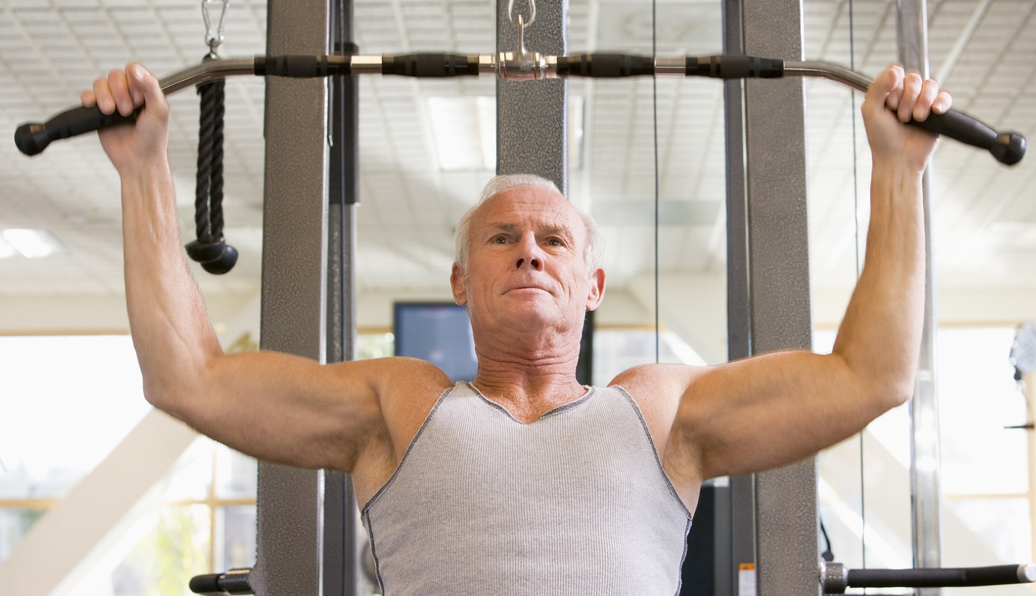 Created a cure against age-related weakening of the muscles