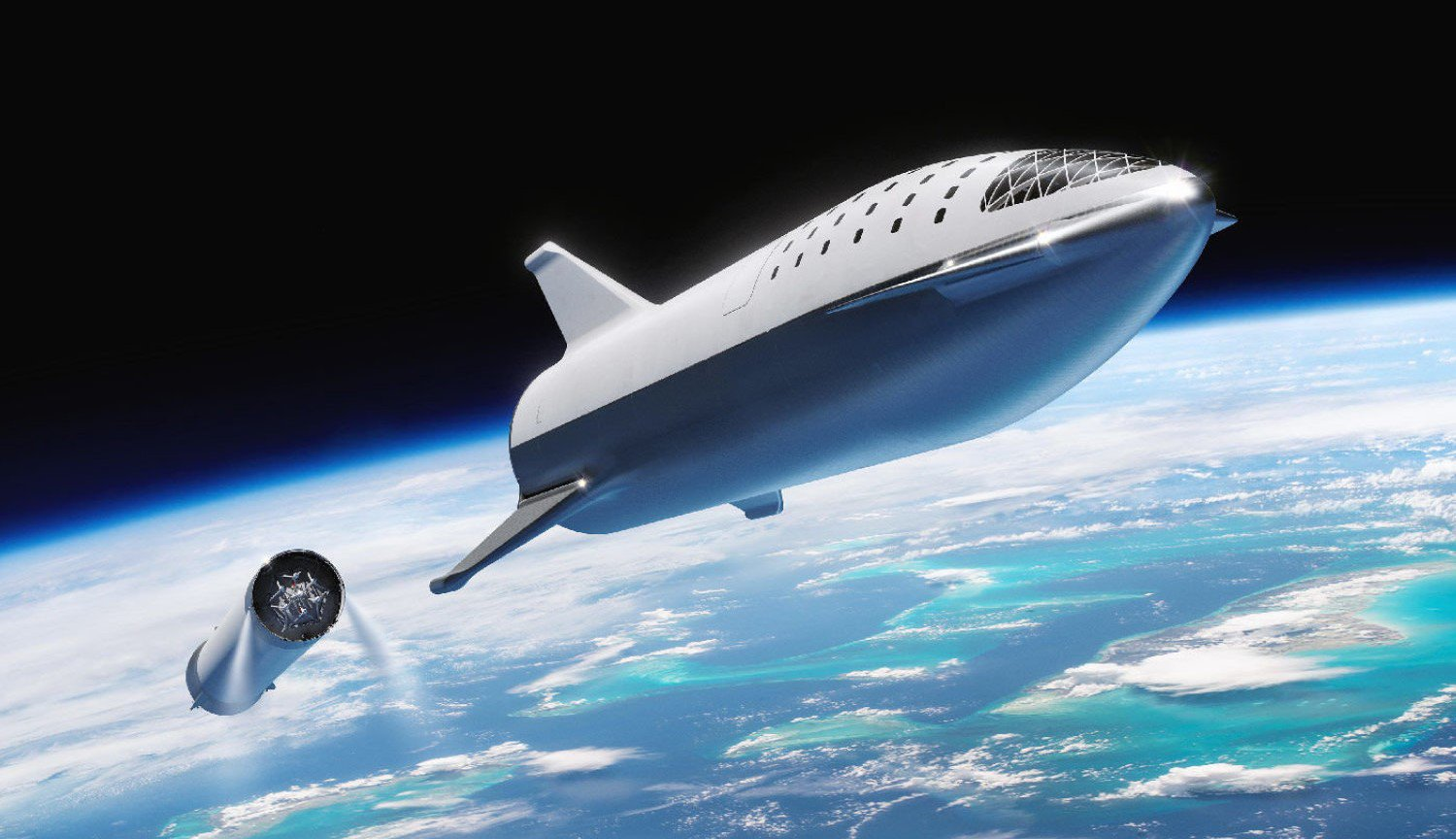 SpaceX has tested the thermal protection of spacecraft Starship