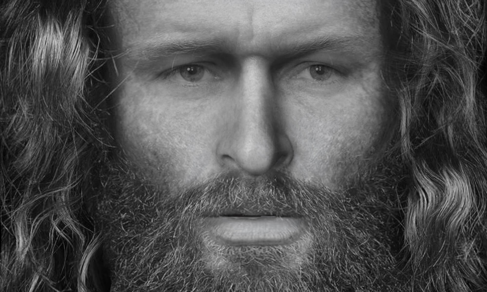 Scientists have reconstructed the identity of the murdered 1400 years ago human. Guess who he was?
