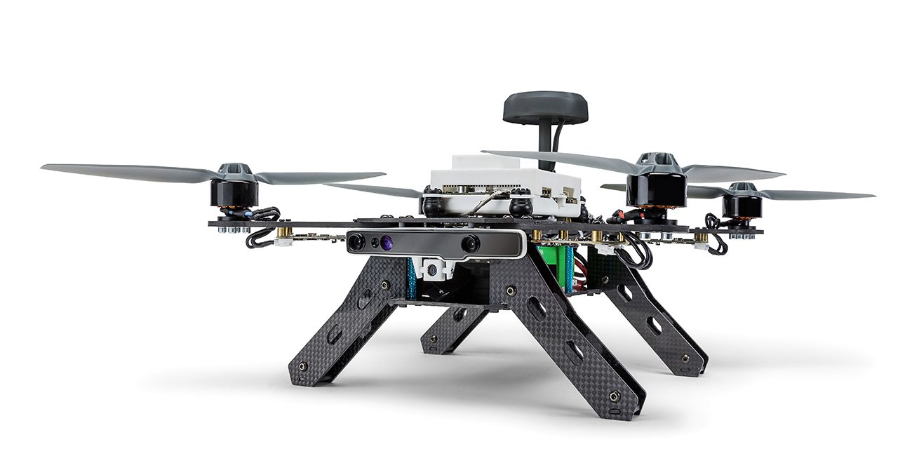 Intel started selling programmable Aero drone Ready to Fly