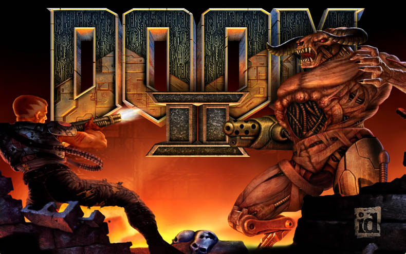 #video of the day | the game Doom II can be played with Porsche 911