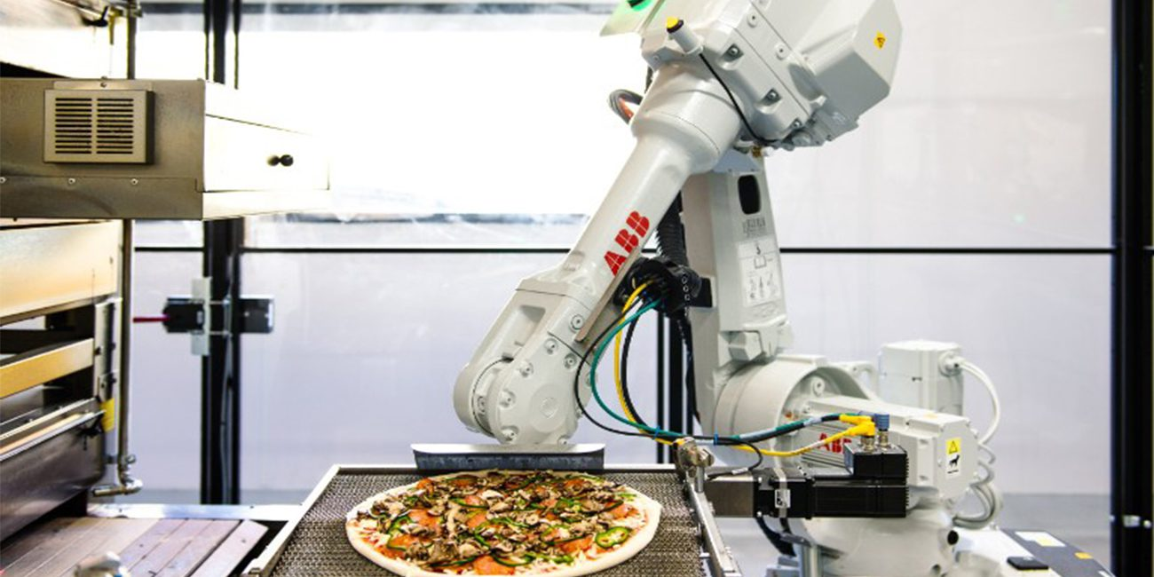 In Silicon valley robots make the freshest pastries