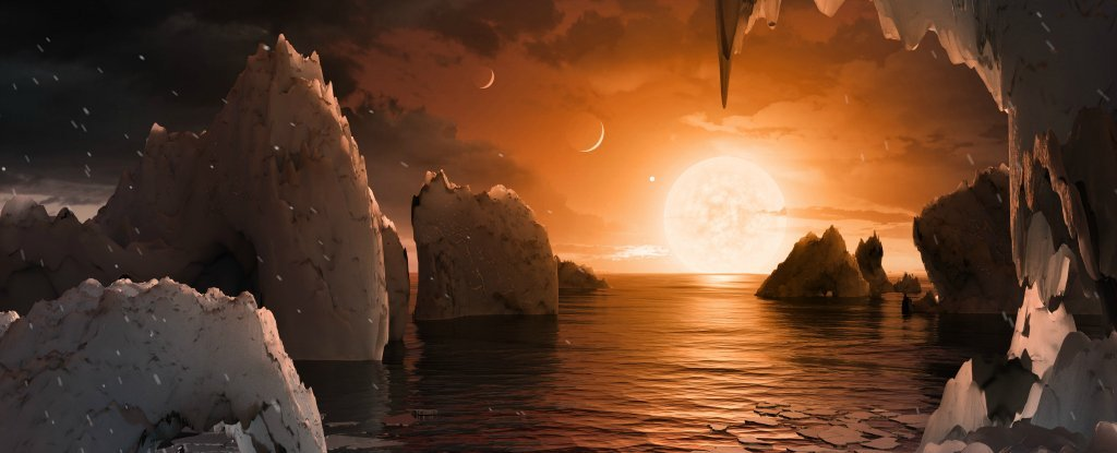 System TRAPPIST-1 may be dead in all senses