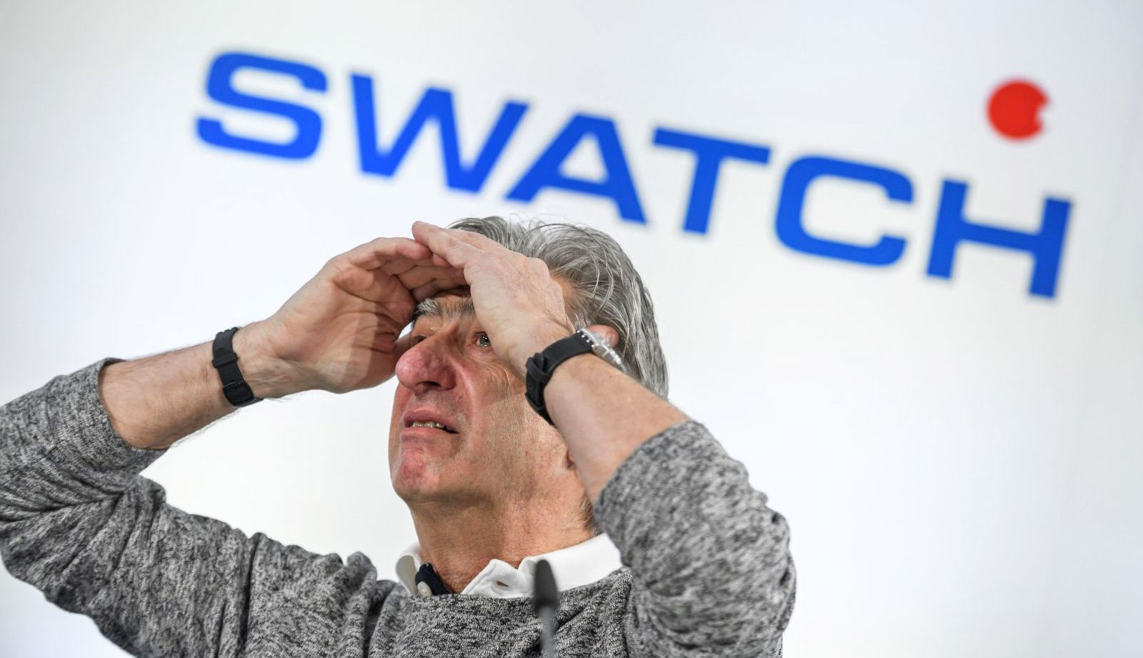 Swatch is developing its own operating system for smart watches