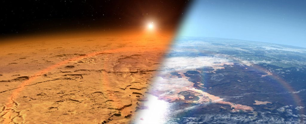 Scientists from NASA want to restore the magnetic field of Mars and make the planet habitable