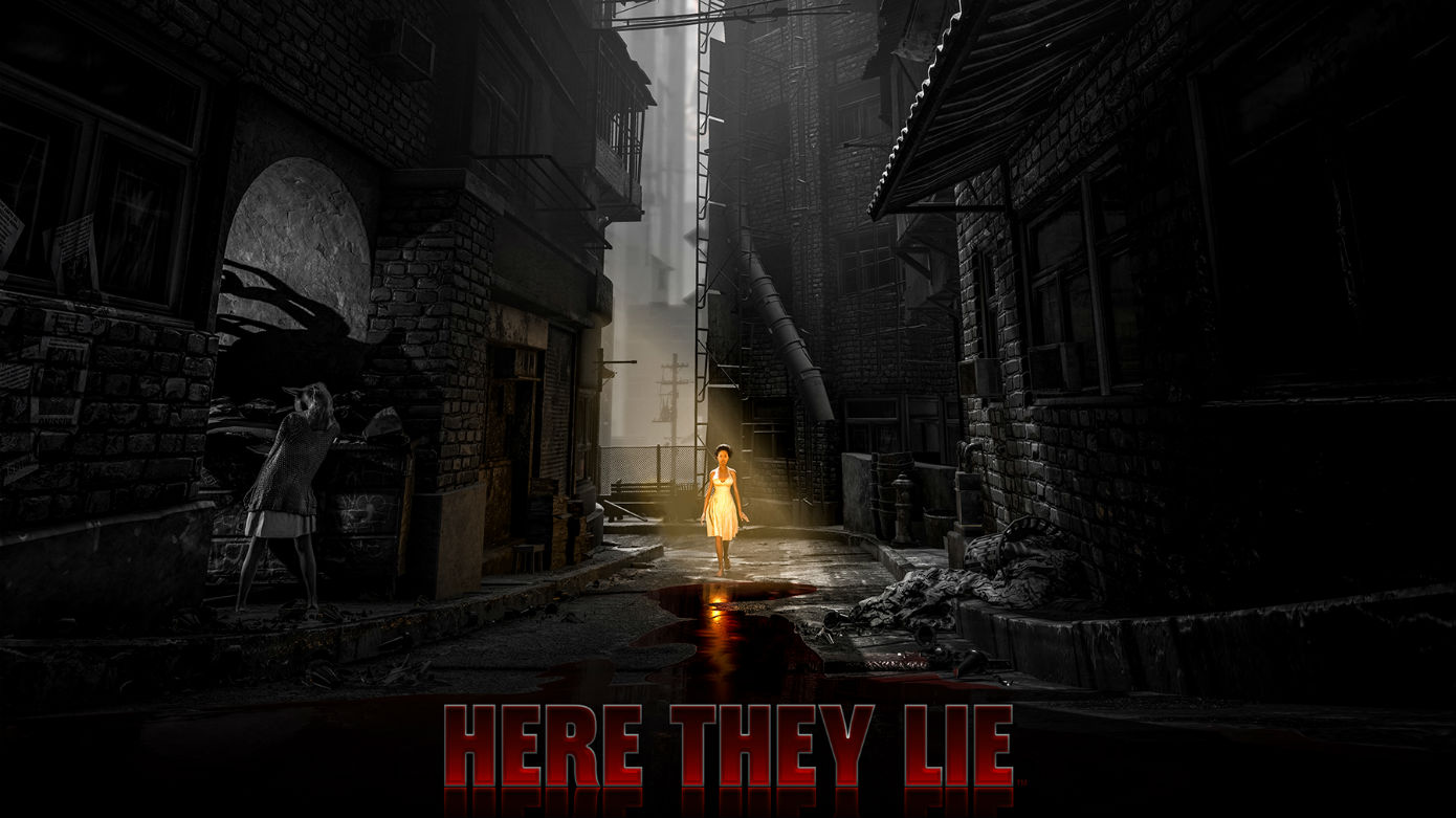 A review of the game Here They Lie