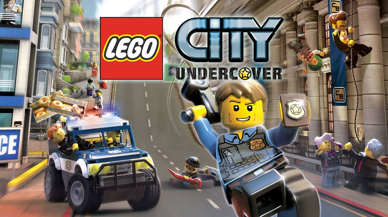 Review game Lego City Undercover