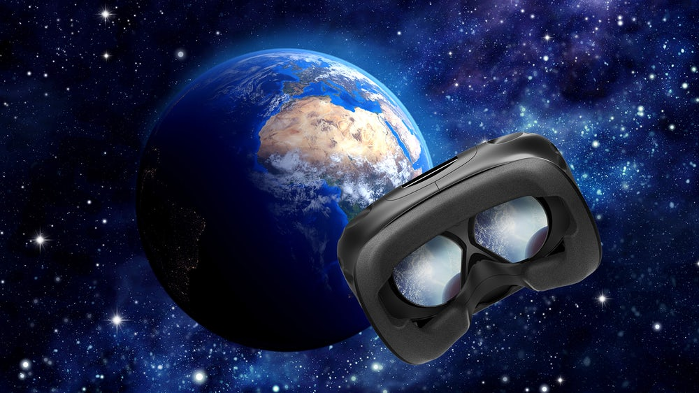 HTC will launch into orbit the first in the history of VR-satellite
