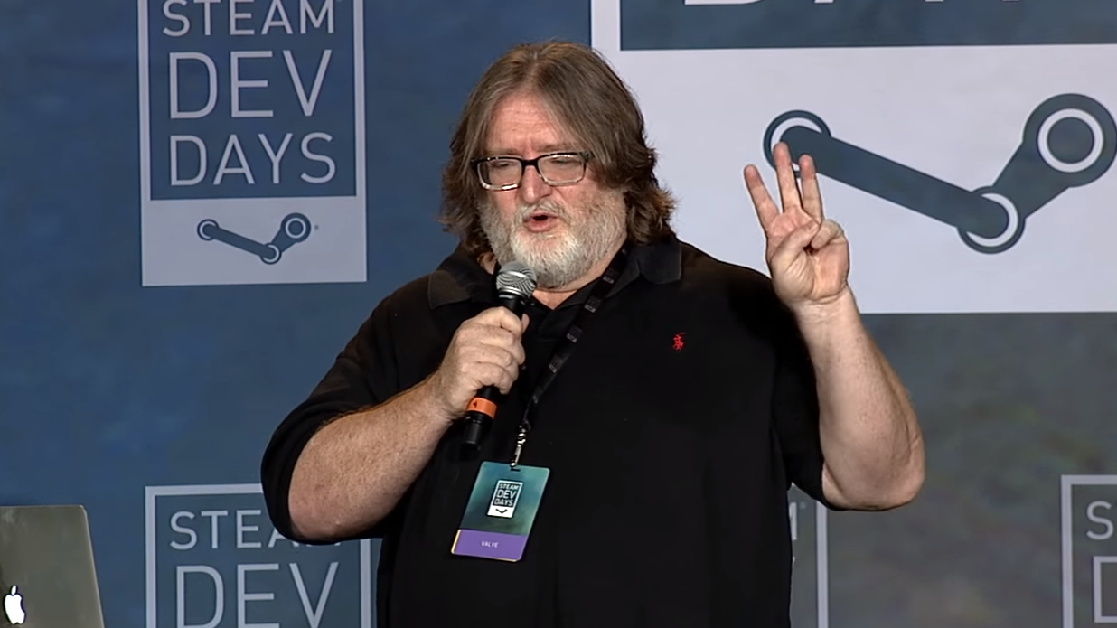 The Valve continue to leave the writers