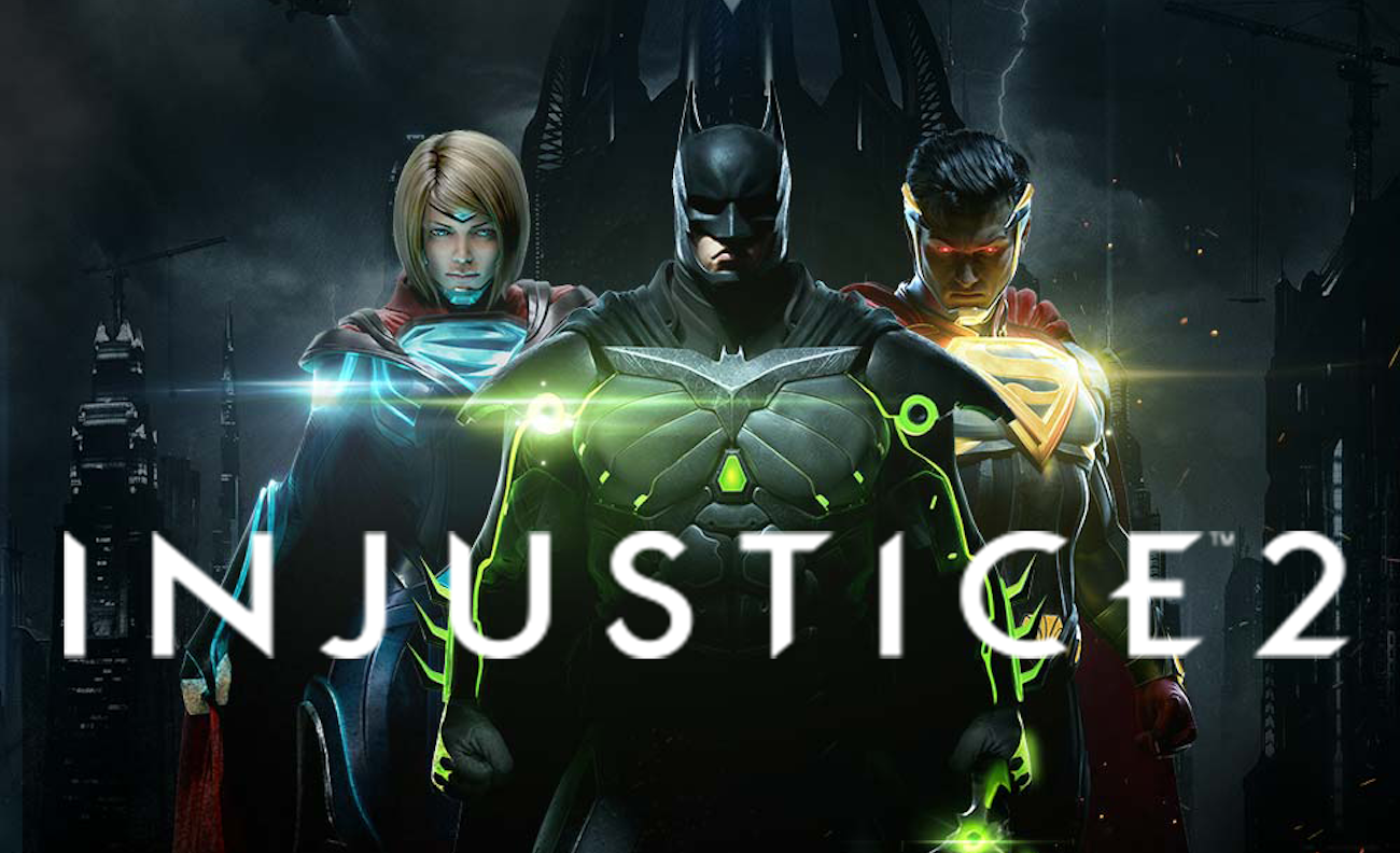 Review game Injustice 2: Superman vs all