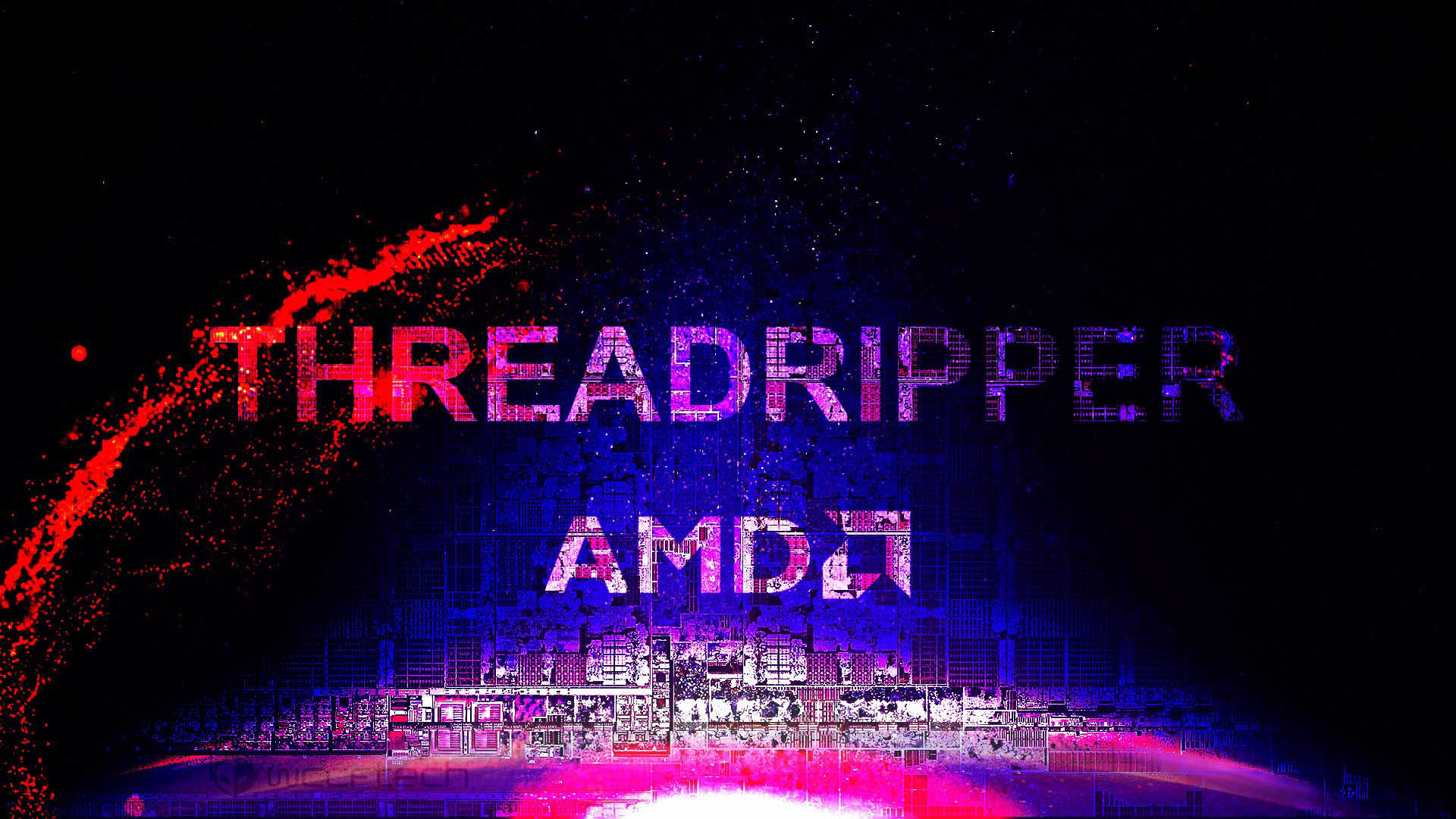 AMD has introduced a 16-core processor Ryzen Threadripper