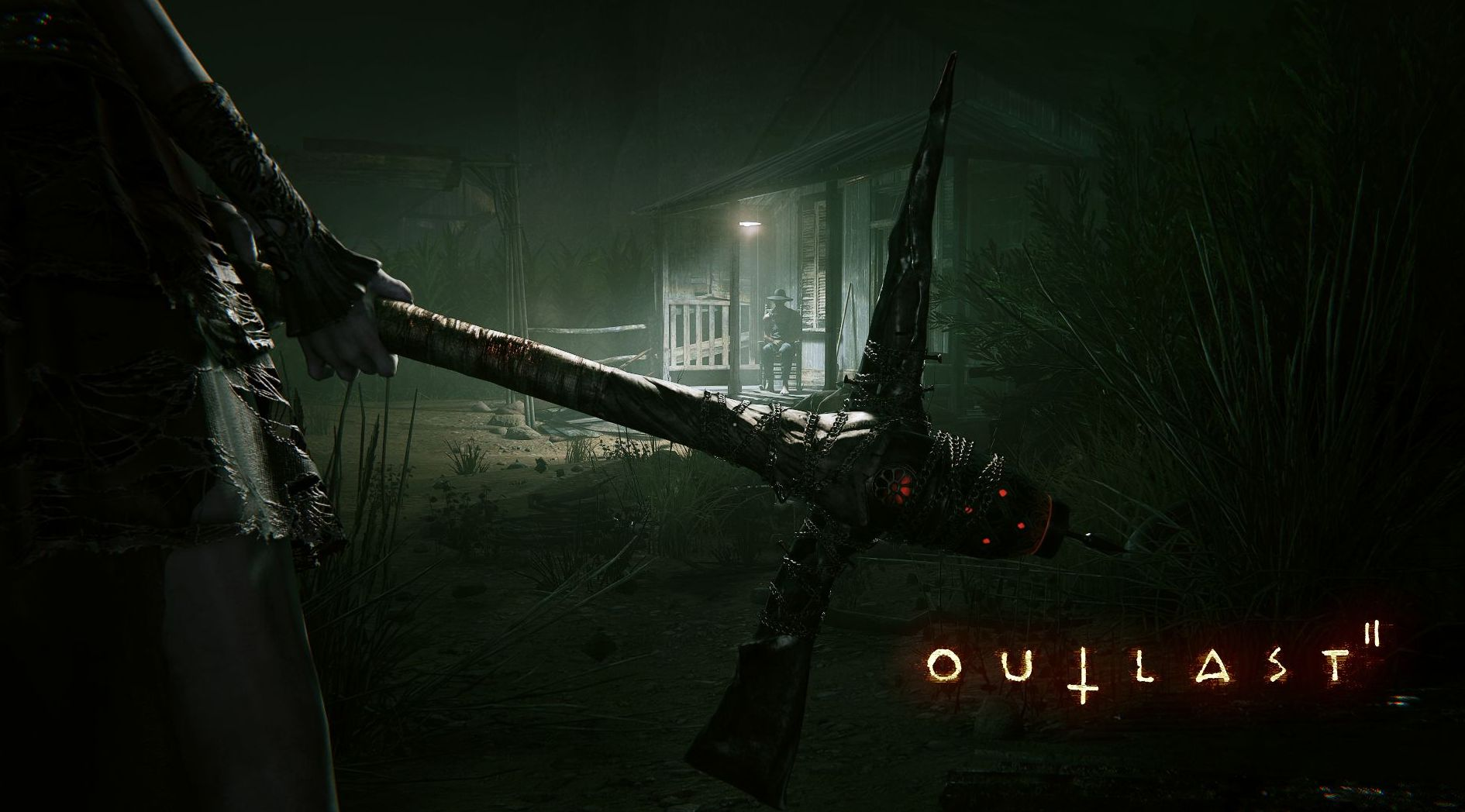 Game review Outlast 2