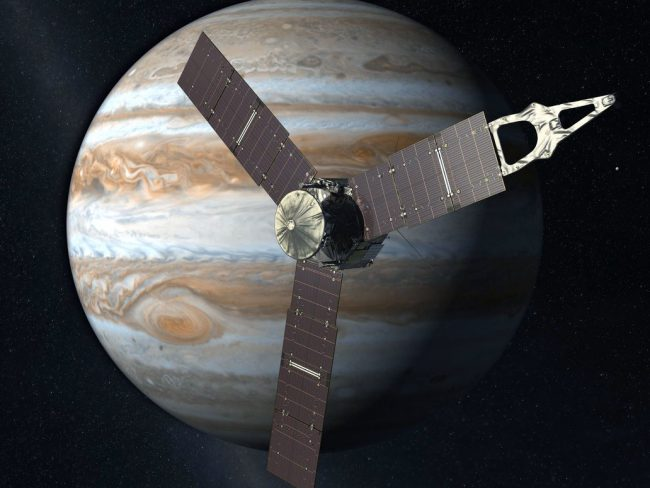 The atmosphere of Jupiter surprised scientists