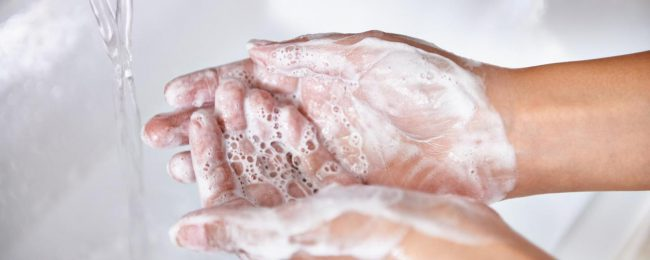 Hand from the point of view of science: how to wash them properly?