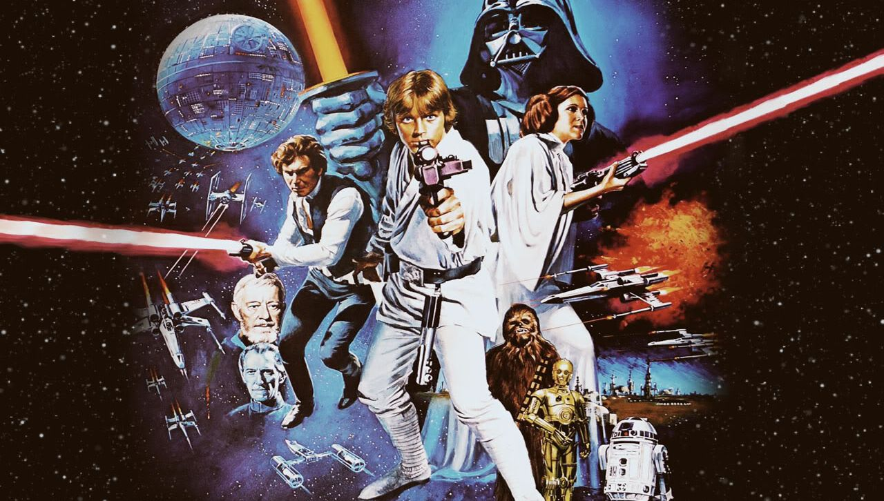 The Star Wars franchise celebrates 40th anniversary