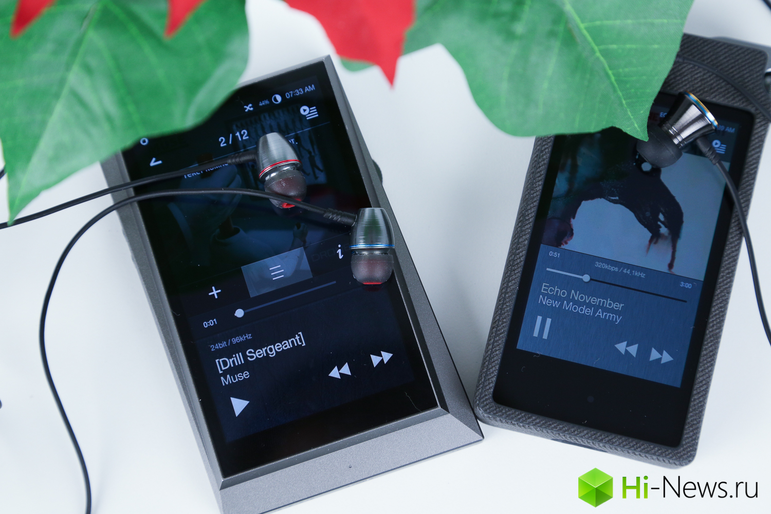 Budget headphones Dunu and player Astell&Kern. What happens?
