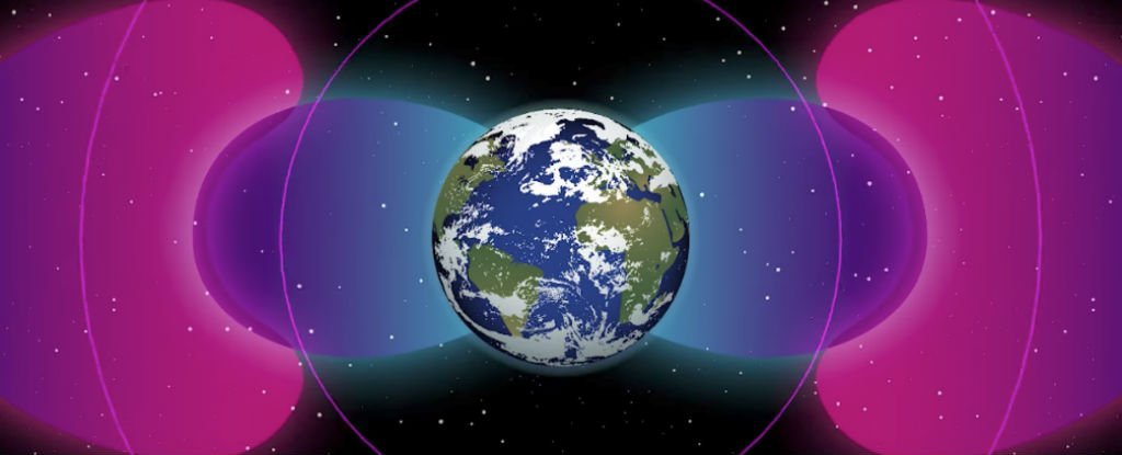 Human activity has led to the creation of an artificial barrier around the Earth