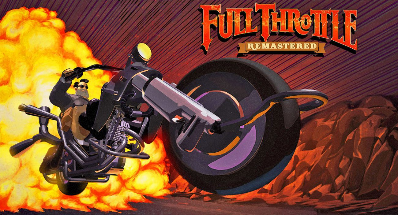 Resumo do jogo Full Throttle: Remastered. Rock no século xix!