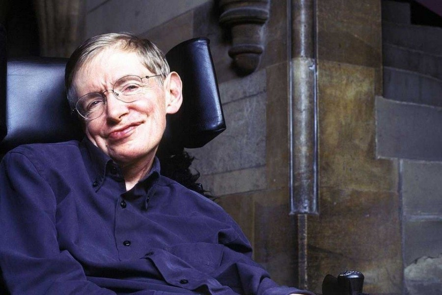 Stephen Hawking: to