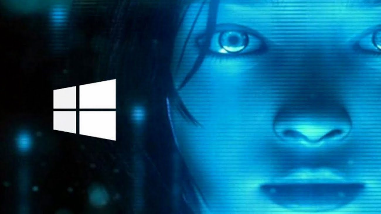 Voice assistant Cortana got a holographic avatar