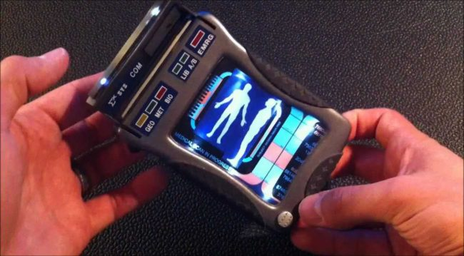 How close are we to creating a real medical tricorder?