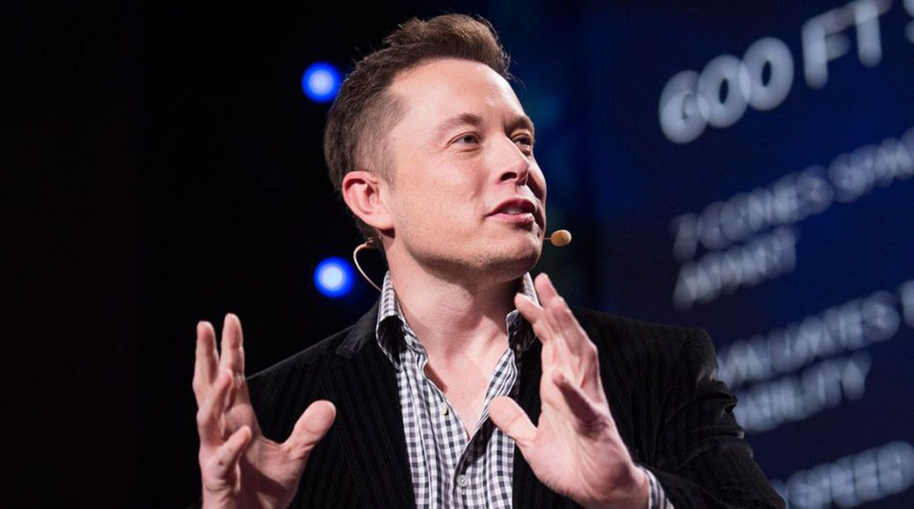 Elon Musk: the first segment of a transport tunnel completed