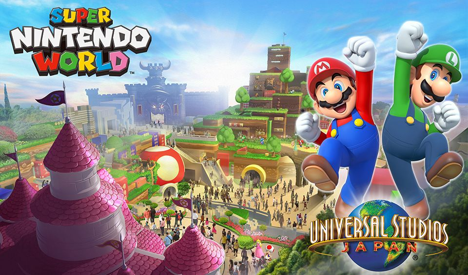 #video | Nintendo revealed what will be her first amusement Park