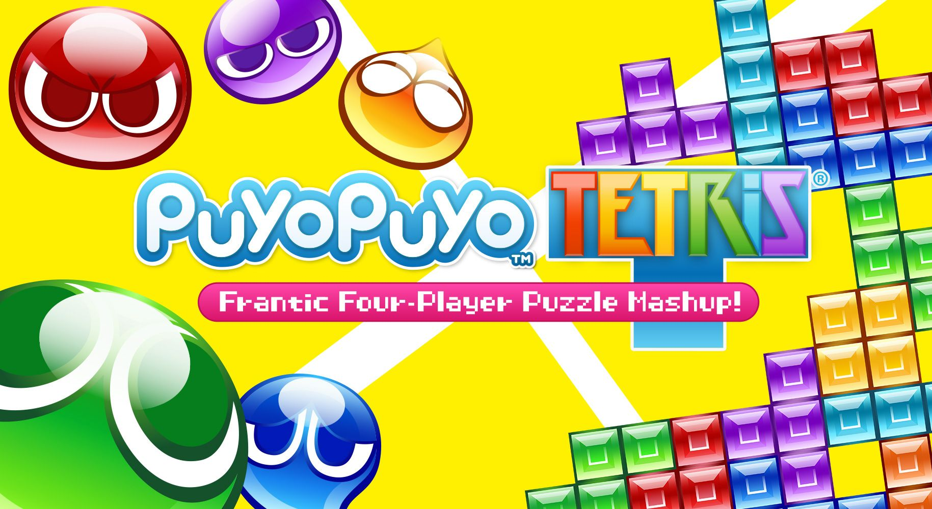 A review of the game Puyo Puyo Tetris