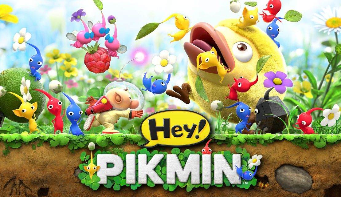 A review of the game Hey! Pikmin