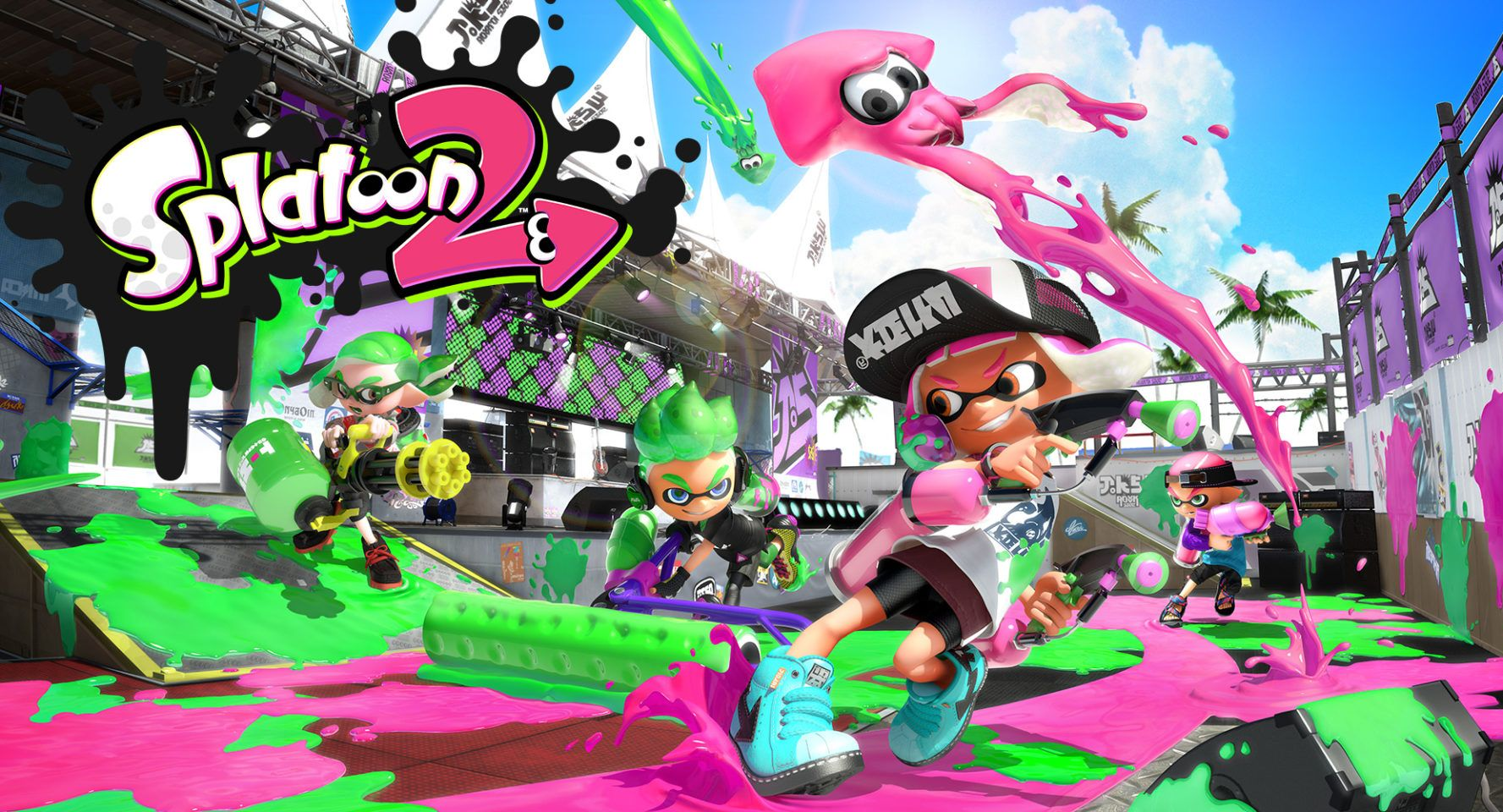 Review game Splatoon 2
