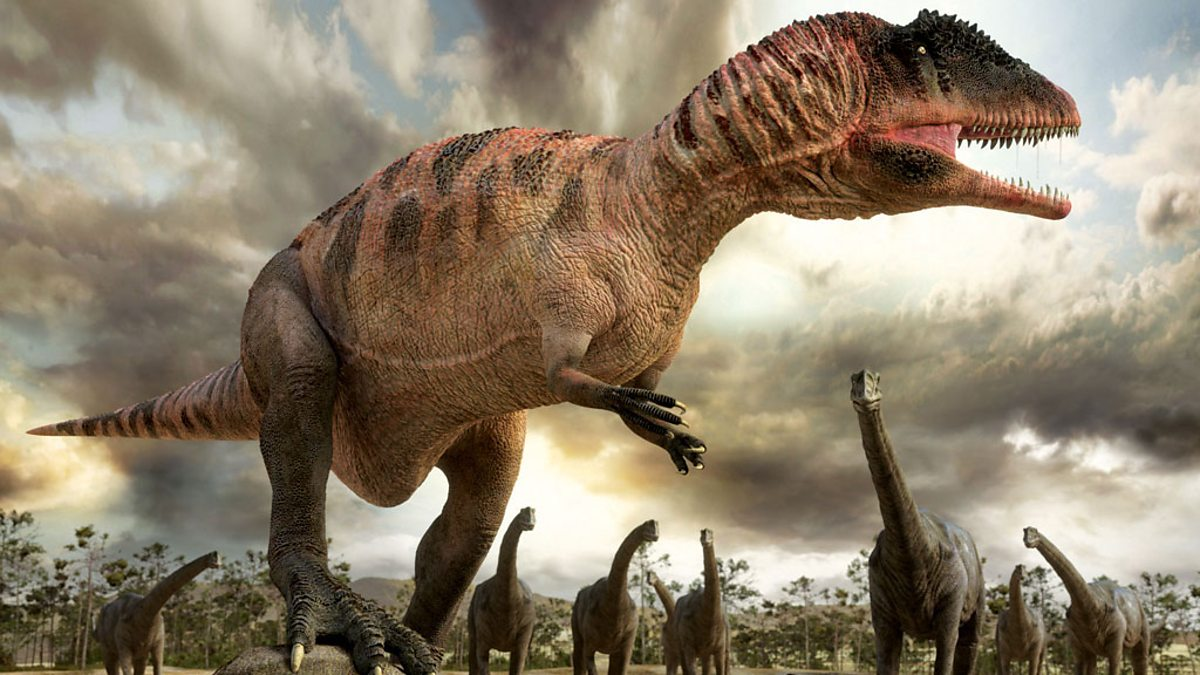 Paleontologists first found the dinosaur footprints in North America to extinction