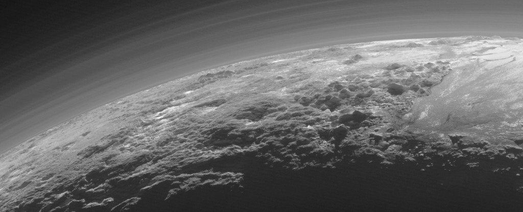 Astronomers told about another interesting puzzle Pluto