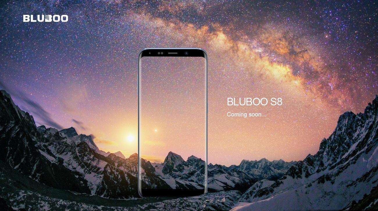 Unexpected comparison: BLUBOO S8 vs Samsung Galaxy S8