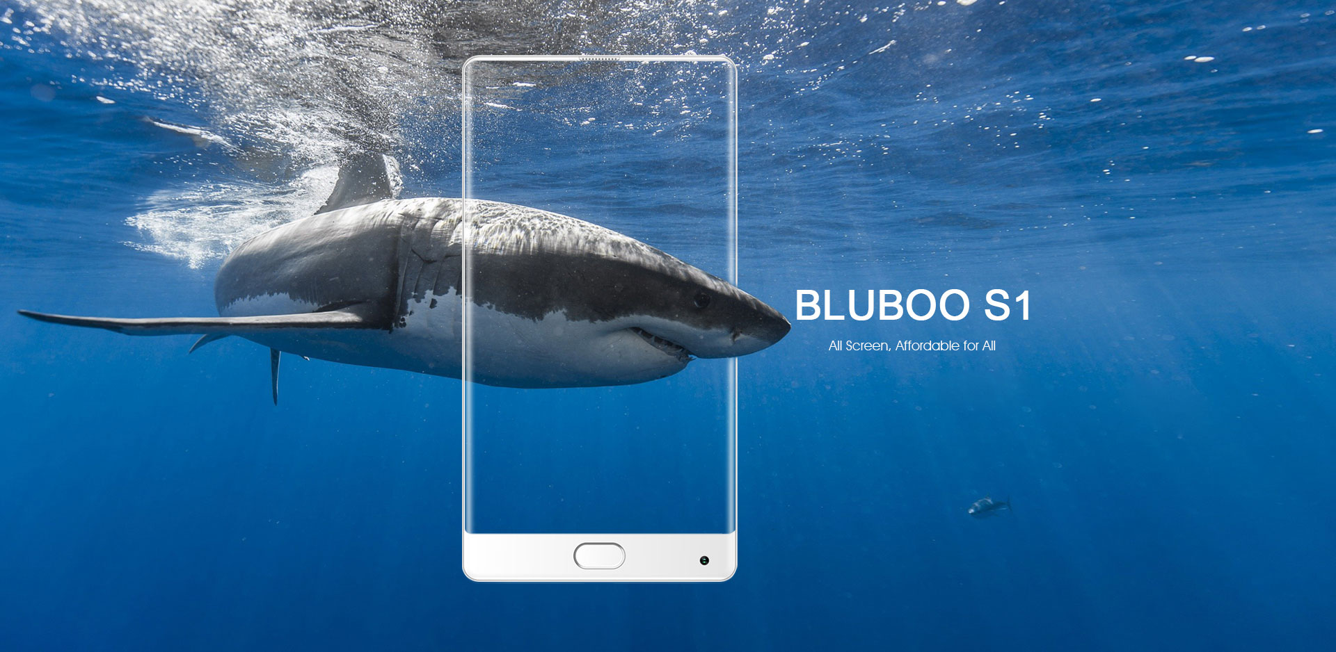 A detailed story about the smartphone BLUBOO S1