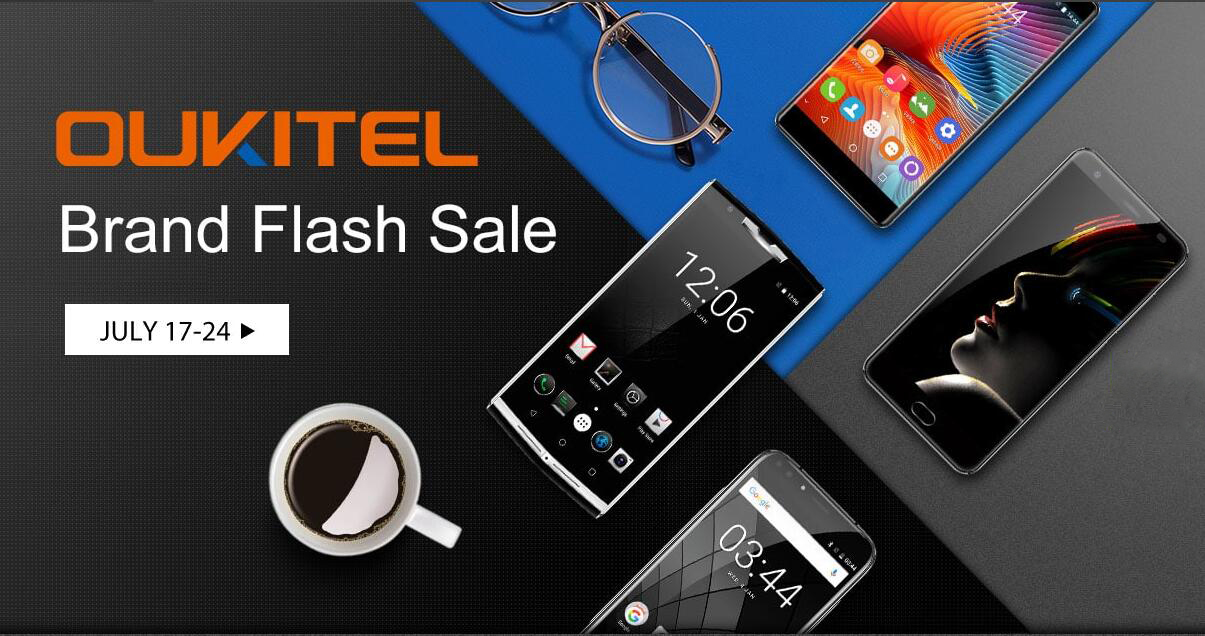 Unprecedented generosity: OUKITEL sells its smartphones