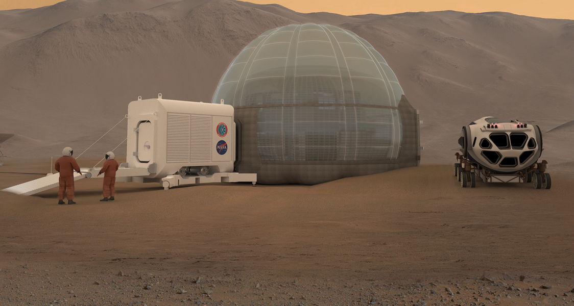 NASA has officially acknowledged that they have no money to send humans to Mars
